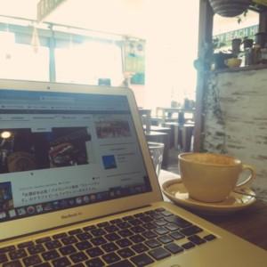 バイロンベイでオススメのWi-Fiカフェ!Warung Bagus
