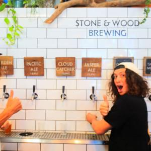 『お酒好き必見!バイロンベイ発祥「ストーンウッド」のクラフトビールファクトリーがオススメ』
