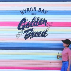 虹色のフォトスポットだけじゃない?!バイロンベイでお土産を買うなら「Golden Breed」がオススメ!