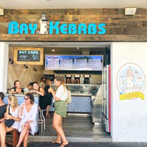 ビーチで食べたい絶品ケバブ「BAY KEBABS」